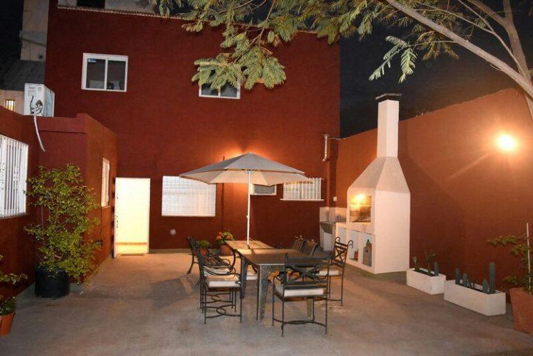patio, quincho, Catamarca Apart, servicios